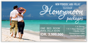 Package Honeymoon