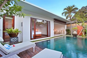 Pool villa two Bedroom
