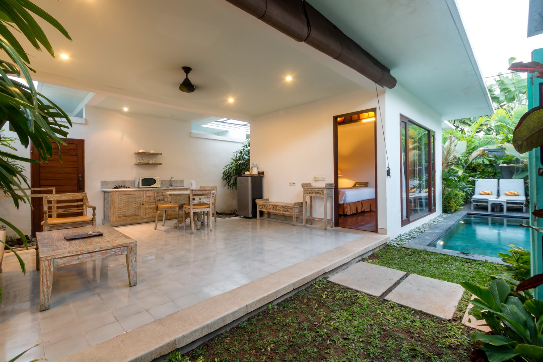 one bedroom suite villa